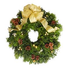 Rappahannock Sunrise Wreath, $75