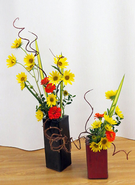 Arrangement by Aleta Gadino, 2016