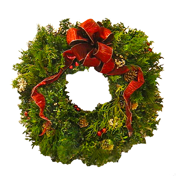 Blue Ridge Wreath